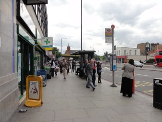 Mile End Road